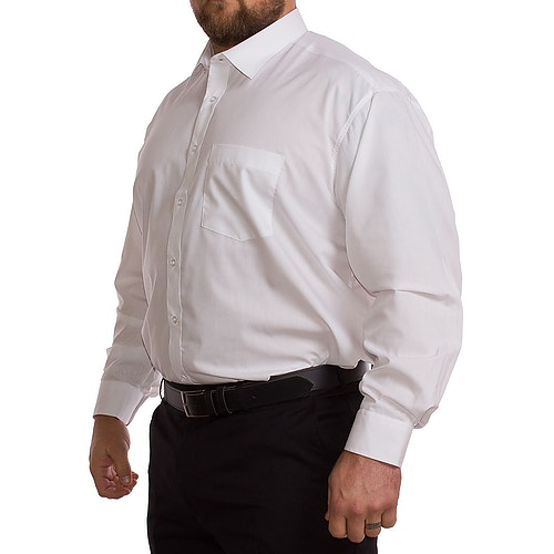 Rael Brook Long Sleeve White Shirt