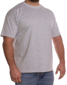 Fruit Of The Loom Plain Grey t-shirt
