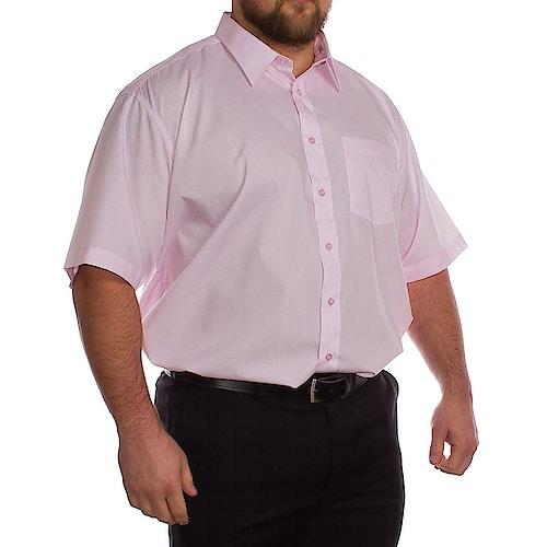 Rael Brook Pink Short Sleeve Shirt