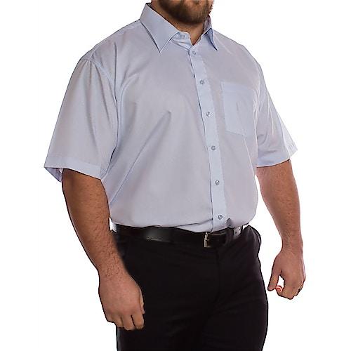 Rael Brook Light Blue Short Sleeve Shirt