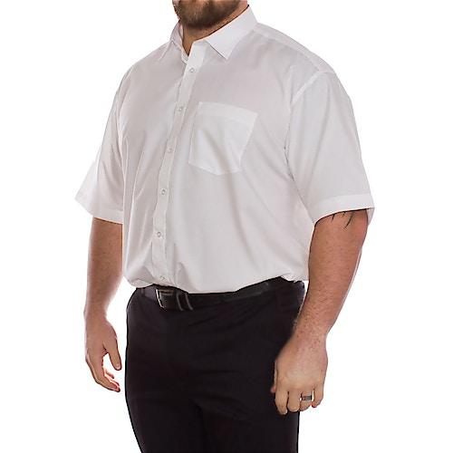 Rael Brook White Short Sleeve Shirt