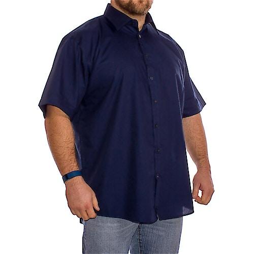 Espionage Navy Classic Short Sleeved Shirt