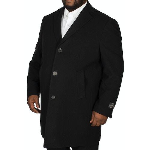 Skopes Euston Overcoat Black