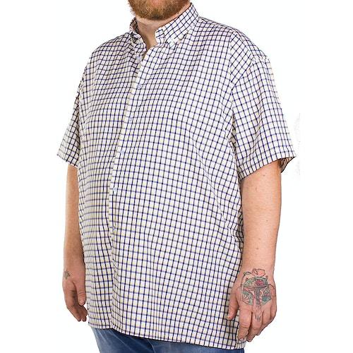 Fitzgerald Yellow Check Shirt