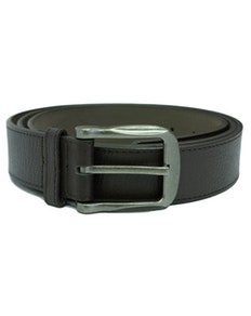 D555 Brown Leather Belt