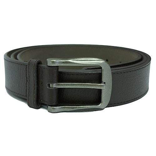 D555 Brown Leather Belt