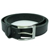 Black Thin Trouser Belt