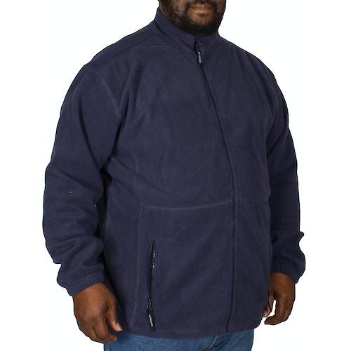 Metaphor Navy Full Zip Fleece Jacket