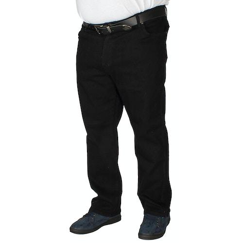 Wrangler Texas Stretch Black Overdye Jeans