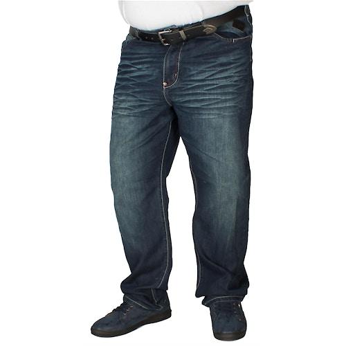 KAM Benito Lightweight Jeans Blue