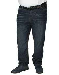 KAM Rory Stretch Jeans Blue