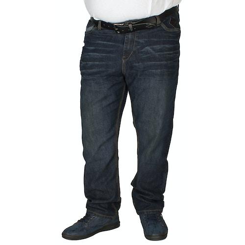 KAM Rory Stretch Jeans Blue