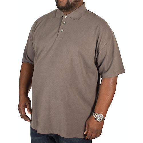 RTY Pique Polo Shirt Grey