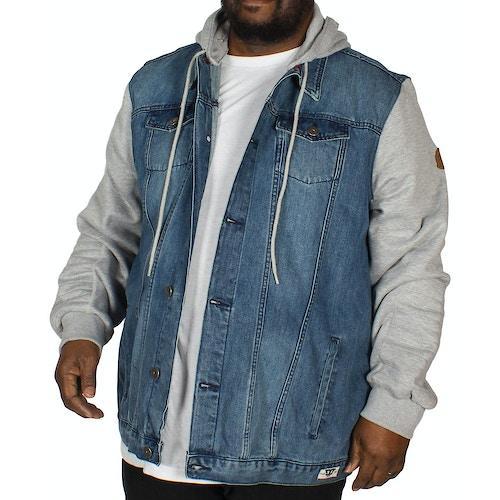 D555 Lester Denim Jacket Vintage Blue