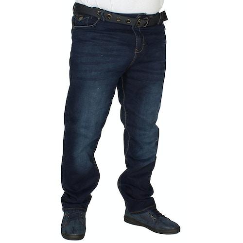 KAM Stretch Jeans Garcia mit Gürtel Blau