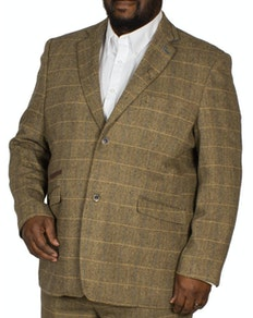 Albert Jacket Brown