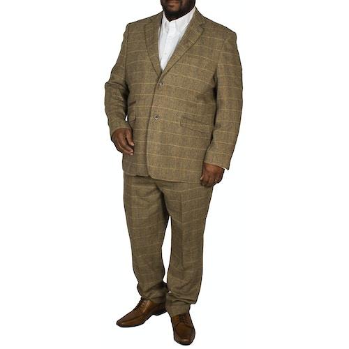 Albert Tweed Suit Brown