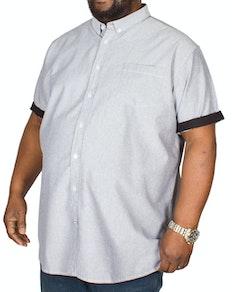 D555 Norman Oxford Shirt Grey Tall