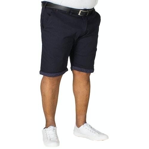 D555 Shorts Luke Dunkelblau