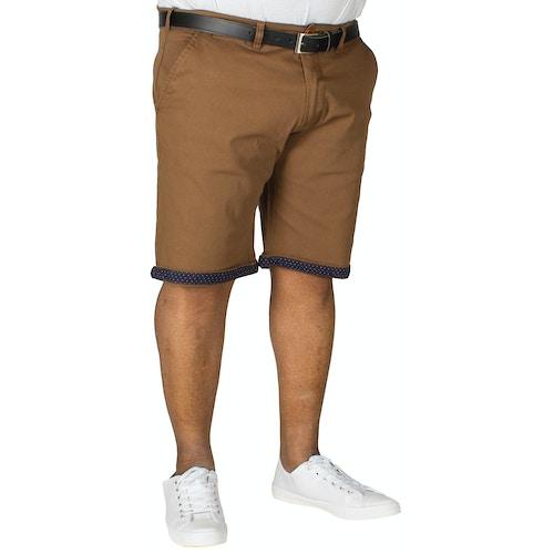 D555 Shorts Luke Beige