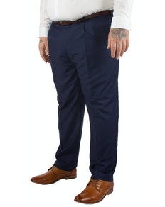 Kaymans Jefferson Navy Trousers