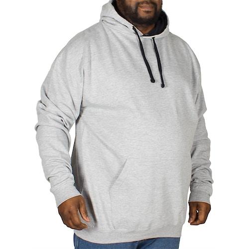 Varsity Hoody Grey/Navy