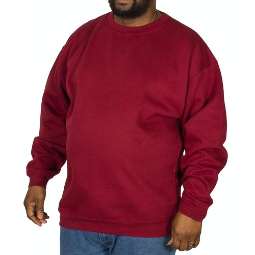 Absolute Apparel Burgundy Sweater