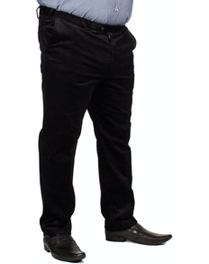 Carabou Classic Cord Trousers Navy