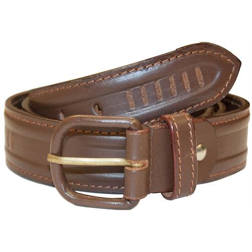 Charles Leather Belt Brown