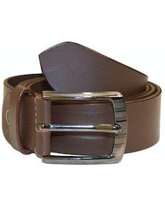 Colin Leather Belt Brown