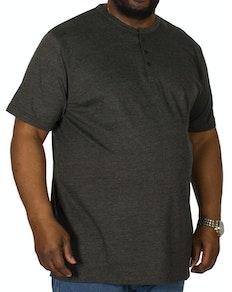 Bigdude Grandad T-Shirt Charcoal Tall