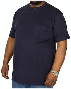 Bigdude Grandad T-Shirt Navy Tall