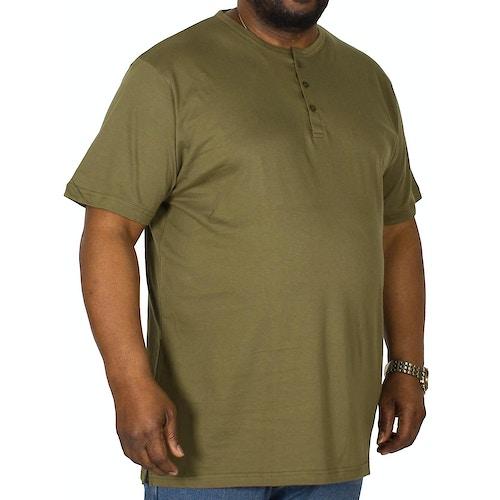 Bigdude Grandad T-Shirt Olive Tall