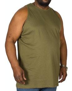 Bigdude Tanktop Olivgrün