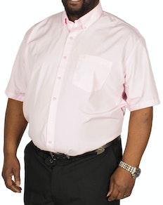 Espionage Kurzarmhemd Pink