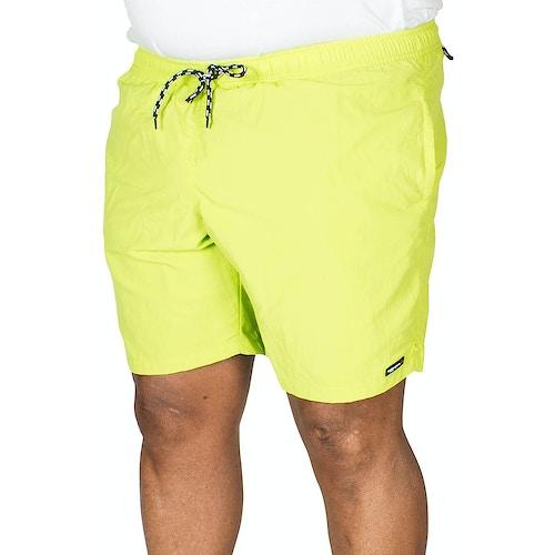 Replika Swim Shorts Lime Green