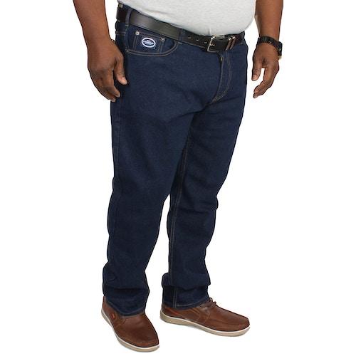 KAM Indigo Basic Jeans