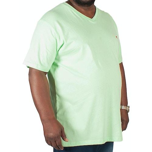 Bigdude Signature V-Neck T-Shirt Green Tall