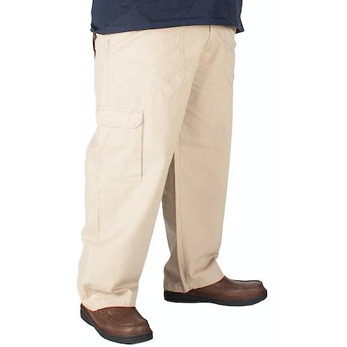 Duke Cargo Pants Taupe