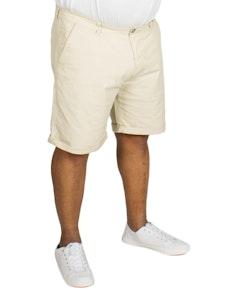 Replika Stretch Chino Shorts Beige