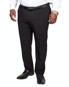 Farah Roachman 4 Way Stretch Twill Trousers Black