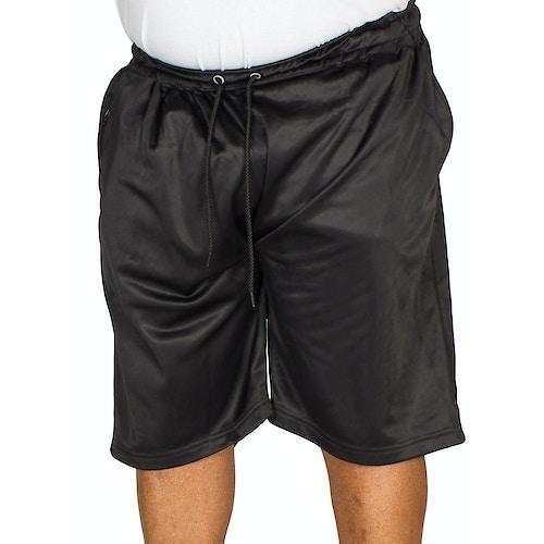 KAM Tricot Shorts Black