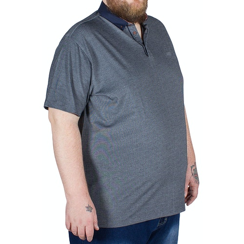 Mish Mash Poloshirt Douglas Grau