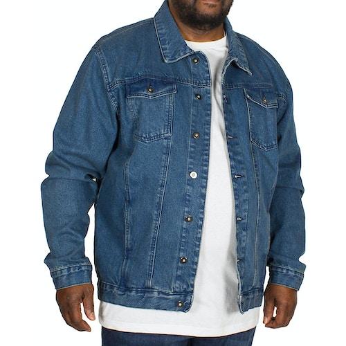 Bigdude Classic Denim Jacket Mid Wash