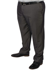 McCarthy Cristiano Easy Fit Charcoal Trousers