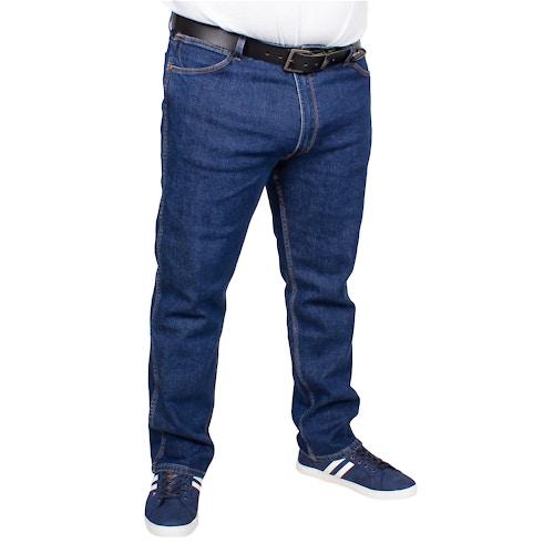 Wrangler Greensboro Stretch Darkstone Jeans