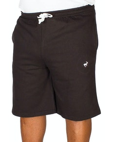 Bigdude Signature Jogging Shorts Schwarz