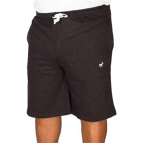 Bigdude Signature Jogger Shorts Black