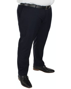 Skopes Superfine Twill Navy Trousers