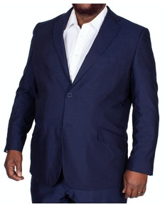 Tooting & Brow Nesta Anzugjacke Marineblau